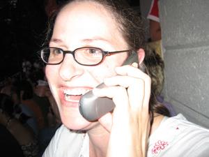 Shan calling Lori
