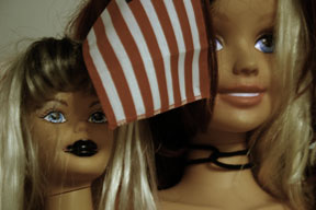 American Gothic Barbie Photo One